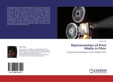 Capa do livro de Representation of Print Media in Films