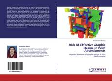 Portada del libro de Role of Effective Graphic Design in Print Advertisments