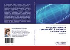 Государственный суверенитет в условиях глобализации kitap kapağı