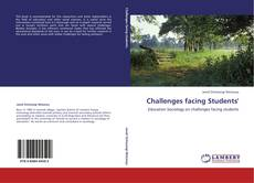 Bookcover of Challenges facing Students'