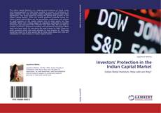 Bookcover of Investors' Protection in the Indian Capital Market