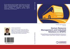 Buchcover von Human Resource Management and Industrial Relations  in APSRTC