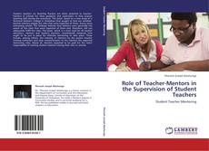 Bookcover of Role of Teacher-Mentors in the Supervision of Student Teachers