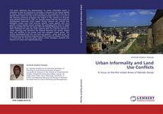 Copertina di Urban Informality and Land Use Conflicts