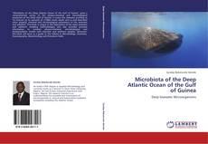 Обложка Microbiota of the Deep Atlantic Ocean of the Gulf of Guinea