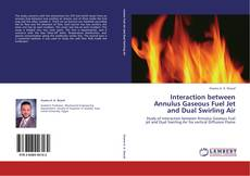 Couverture de Interaction between Annulus Gaseous Fuel Jet and Dual Swirling Air