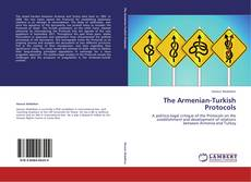 Couverture de The Armenian-Turkish Protocols