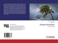 Bookcover of Climate Simulation