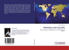Bookcover of Relativity and Causality