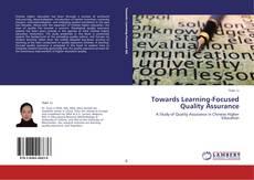 Portada del libro de Towards Learning-Focused Quality Assurance