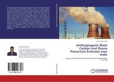 Capa do livro de Anthropogenic Black Carbon and Ozone Precursors Emission over India