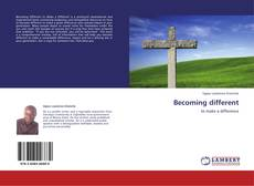 Bookcover of Becoming different