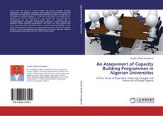 Couverture de An Assessment of Capacity Building Programmes in Nigerian Universities