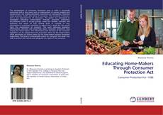 Copertina di Educating Home-Makers Through Consumer Protection Act
