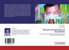Bookcover of Thermal Conductivity of Nanofluids