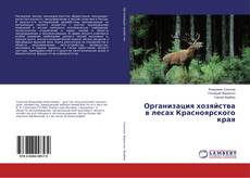 Bookcover of Организация хозяйства в лесах Красноярского края