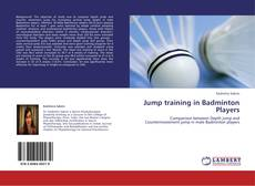Buchcover von Jump training in Badminton Players