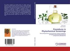 Bookcover of Procedures in Phytochemical Screenings