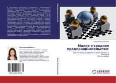 Обложка Малое и среднее предпринимательство: