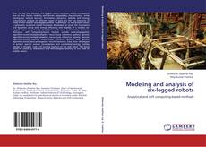 Buchcover von Modeling and analysis of six-legged robots
