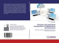 Portada del libro de Genome and proteome composition of Bdellovibrio bacteriovorus