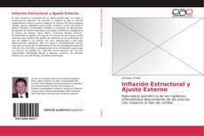 Buchcover von Inflación Estructural y Ajuste Externo