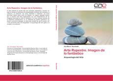 Capa do livro de Arte Rupestre. Imagen de lo fantástico