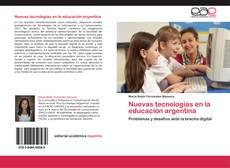 Borítókép a  Nuevas tecnologías en la educación argentina - hoz
