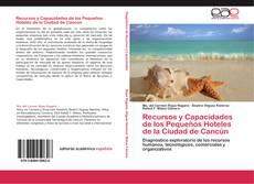Обложка Recursos y Capacidades de los Pequeños Hoteles de la Ciudad de Cancún