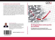 El diagnóstico como punto de partida kitap kapağı