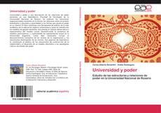 Copertina di Universidad y poder