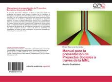 Buchcover von Manual para la presentación de Proyectos Sociales a través de la MML