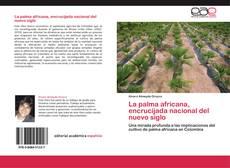 Обложка La palma africana, encrucijada nacional del nuevo siglo