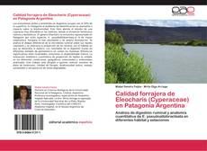 Copertina di Calidad forrajera de Eleocharis (Cyperaceae) en Patagonia Argentina