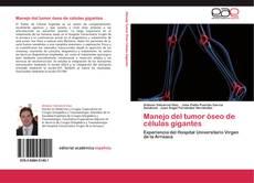 Обложка Manejo del tumor óseo de células gigantes