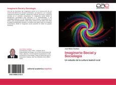 Imaginario Social y Sociología的封面