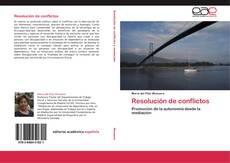 Bookcover of Resolución de conflictos