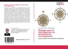 Portada del libro de Diálogos para la investigación y la formación de investigadores