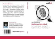 Borítókép a  Bioética e Identidad - hoz