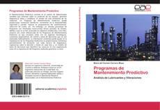 Bookcover of Programas de Mantenimiento Predictivo
