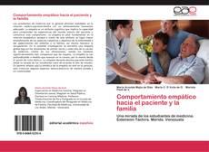 Bookcover of Comportamiento empático hacia el paciente y la familia