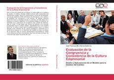 Bookcover of Evaluación de la Congruencia y Consistencia de la Cultura Empresarial