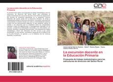 Couverture de La excursión docente en la Educación Primaria