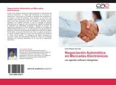 Обложка Negociación Automática en Mercados Electrónicos