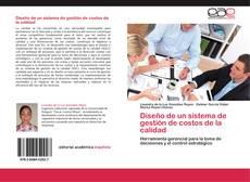 Portada del libro de Diseño de un sistema de gestión de costos de la calidad