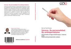 Bookcover of Varona. Su personalidad. Su antimperialismo