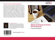 Bookcover of Salas de Prensa en Aulas Universitarias