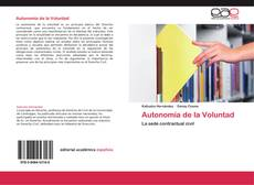 Bookcover of Autonomía de la Voluntad