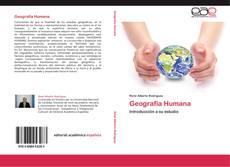 Portada del libro de Geografía Humana
