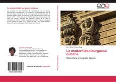 Borítókép a  La modernidad burguesa cubana - hoz